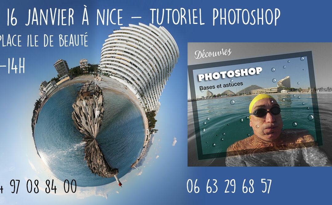 Café à thème Photoshop le 16 janvier